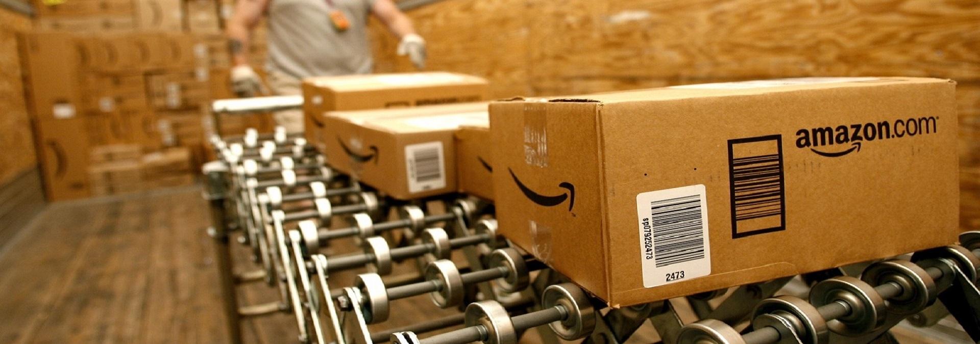 Amazon'da e-ticaret ve e-ihracat, dünya e-ticaret pazarında önemli bir yer tutuyor.