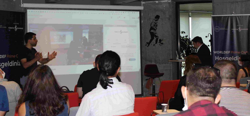 WORLDEF Prime Club üyelerine özel etkinliklerle e-ihracat ve e-ticaret ekosistemine ilişkin konular ele alınacak.