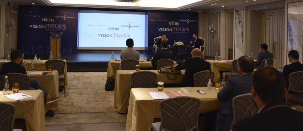First Vision Talks event is organised in Shangri-La Bosphorus İstanbul Hotel.