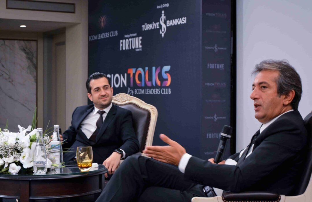 Vision Talks, Sefamerve CEO'su Mehmet Metin Okur'u ağırladı.