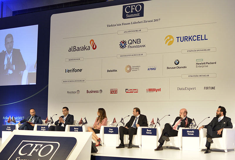 CFO Summit'in online altyapısı, WORLDEF'in online etkinlik markası FOCUS ON EVENT (FOEVENT) tarafından sağlanıyor.