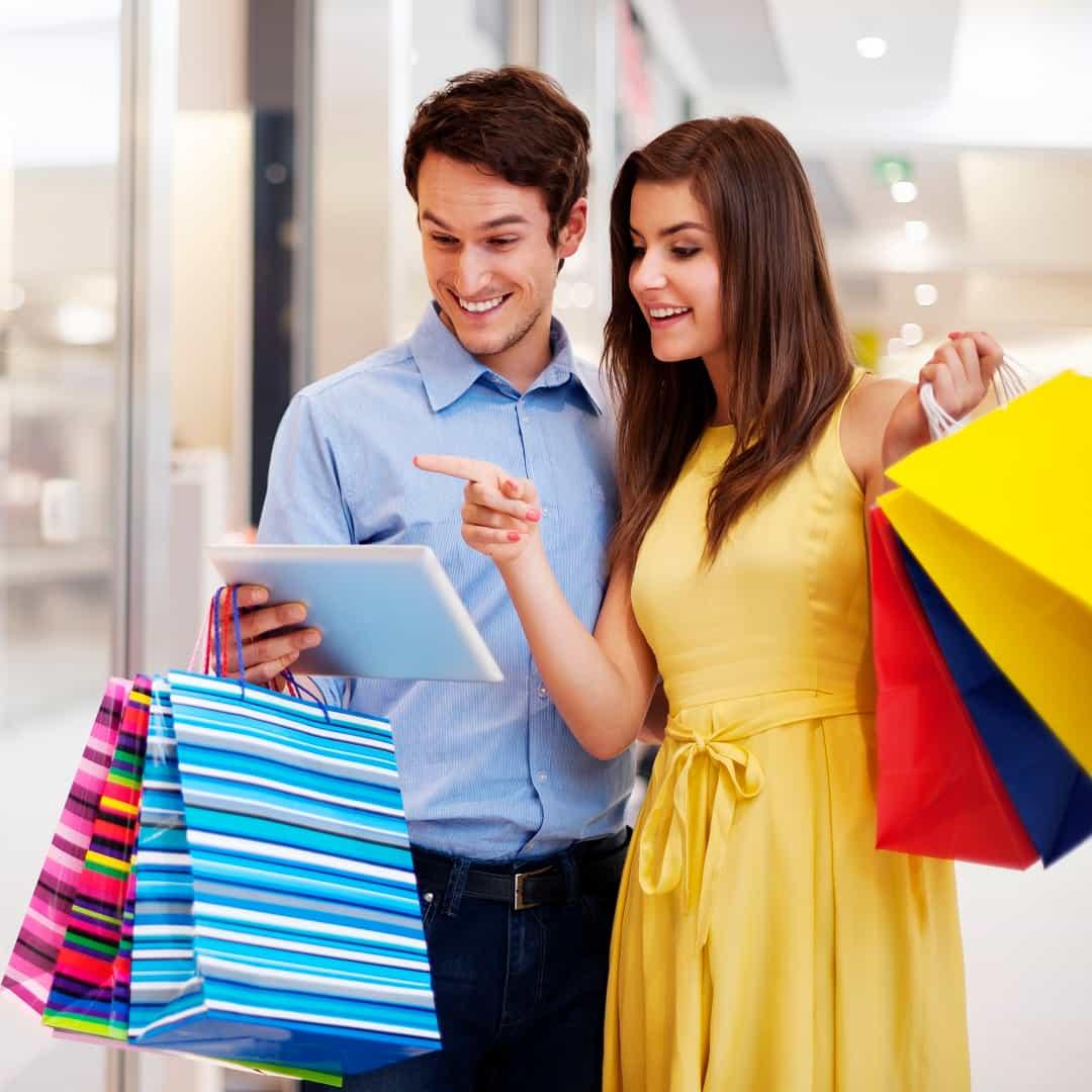 Alışveriş merkezleri (AVM), e-ticaret siteleri ile sanallaşıyor.
