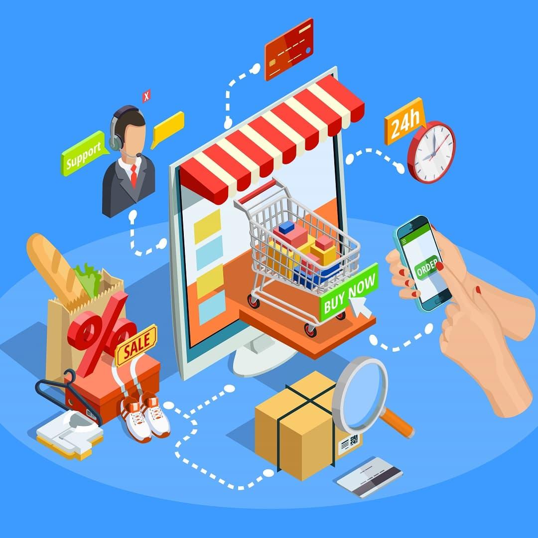 Ticaret Bakanlığı, e-ticarette ortaya çıkan yeni gereksinimlere karşı harekete geçti.