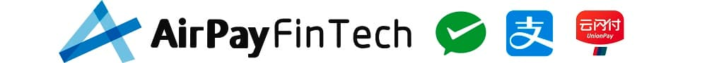 E-ticaret satıcıları, AirPay FinTech aracılığıyla UnionPay üzerinden online ödeme kabul edebilecek.