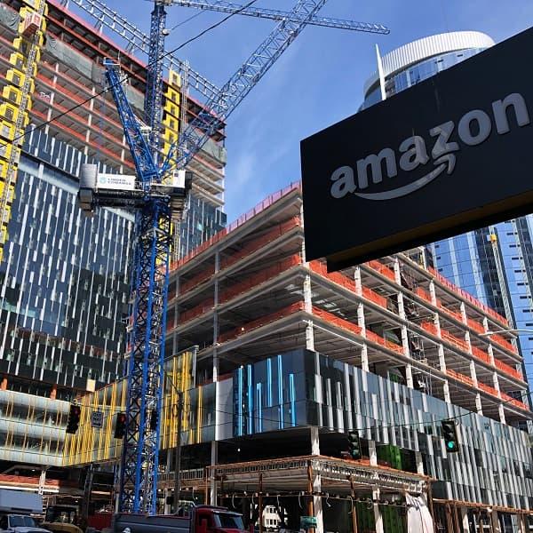 """Amazon, dar gelirli ailelere yönelik """"uygun fiyatlı ev"""" hamlesi yaptı."""