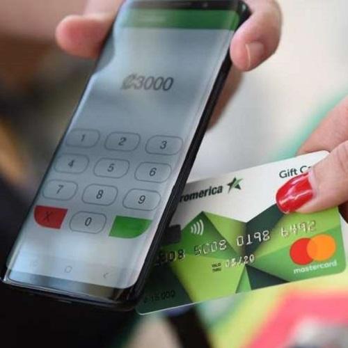 Mastercard, temassız ödeme sürecine öncülük ediyor.