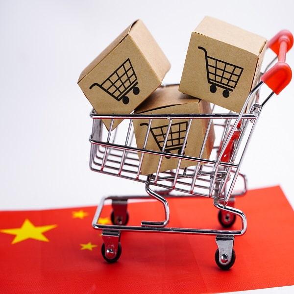 Çin e-ticaret ekosistemi üzerinde oldukça etkili.