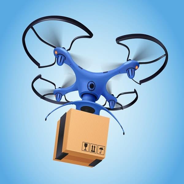 Federal Havacılık İdaresi (FAA), drone ile teslimat kurallarını belirliyor.