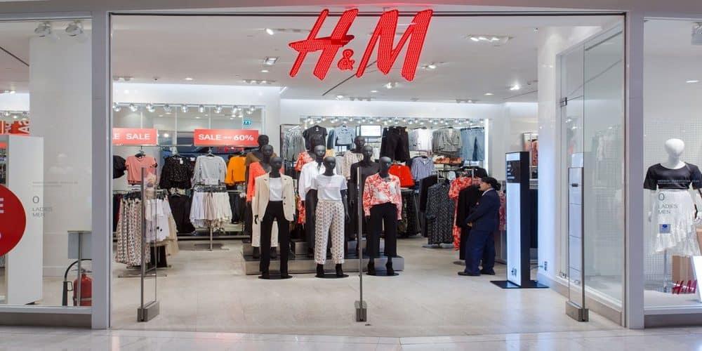 H&M gibi pek çok perakende mağazacılık şirketi, odak noktasına e-ticaret kavramını yerleştirmiş durumda