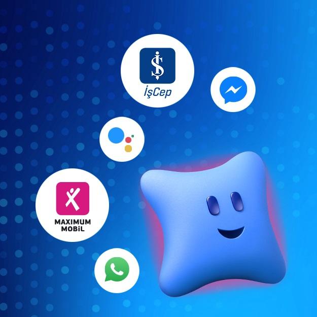 Maxi, yeni yetenekleri ile birlikte 2020 yılında İşCep'te loginsiz alana da eklendi.