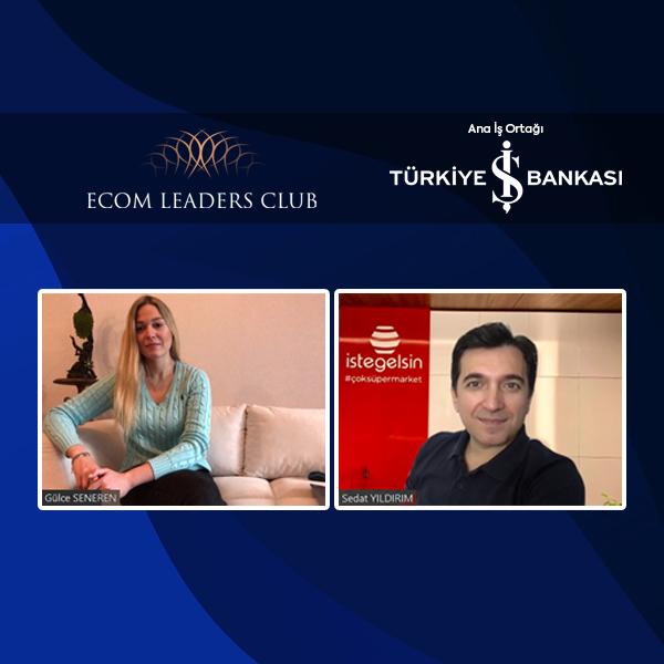 Vision Talks'ta istegelsin CEO'su Sedat Yıldırım konuk oldu.