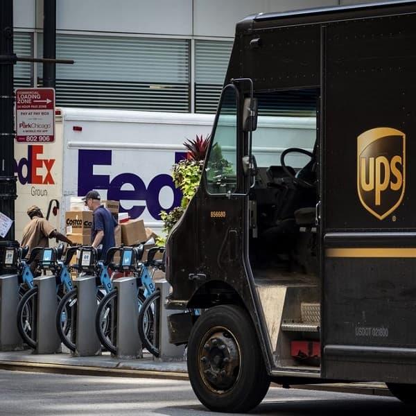 UPS, bu hafta içerisinde her gün sisteminde 1,75 milyon kargo iadesi bekliyor.