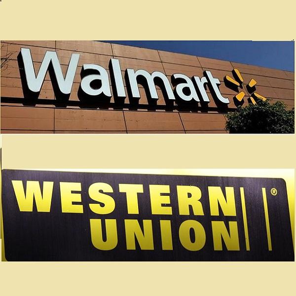 Walmart ve Western Union, yeni bir anlaşmaya imza attı.