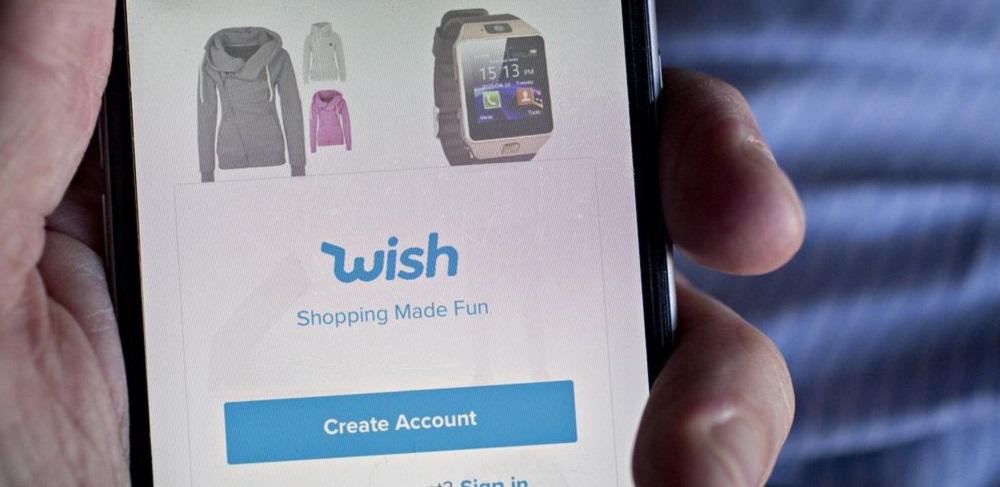 """Wish, """"alışveriş eğlenceli hale geldi"""" sloganını kullanıyor."""