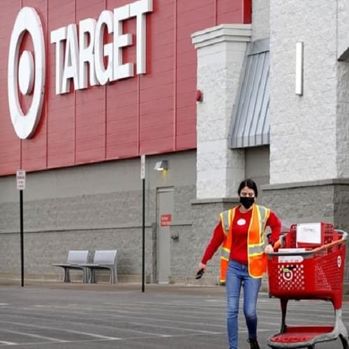 Target, Covid