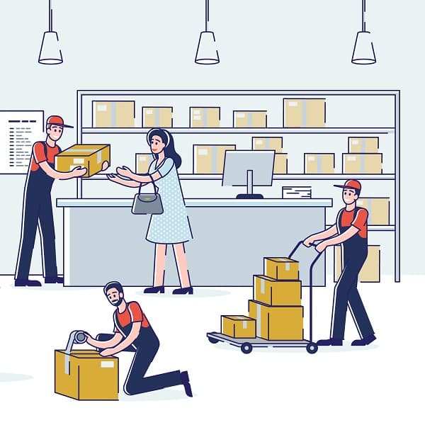 e-ticaret ekibi