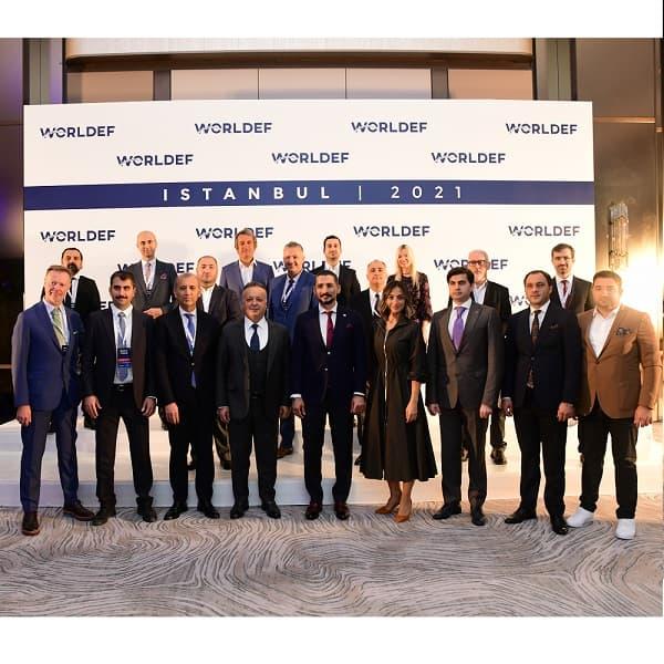 WORLD E-COMMERCE FORUM